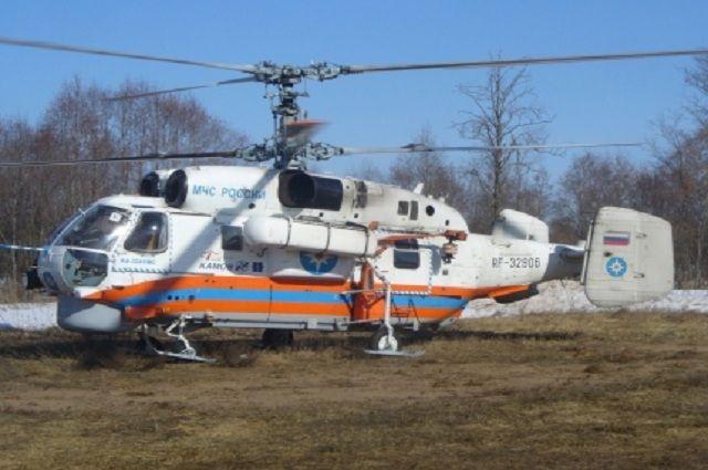 Девушку изТверской области втяжёлом состоянии вертолётом доставили вТверь