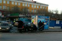 ДТП произошло вечером 14 марта на улице Карла Маркса в краевом центре.