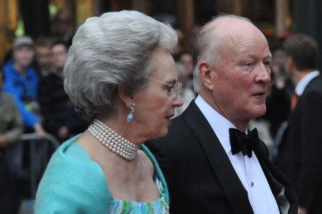 Датский принц Ричард скончался в Германии