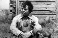 Валентин Распутин немного не дожил до своего юбилея. Писателя не стало 14 марта 2015 года.