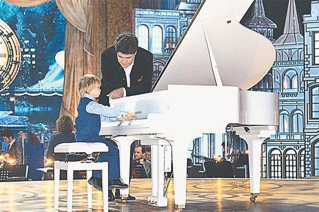 Небольшой Моцарт изСтаврополя едет нагастроли постране