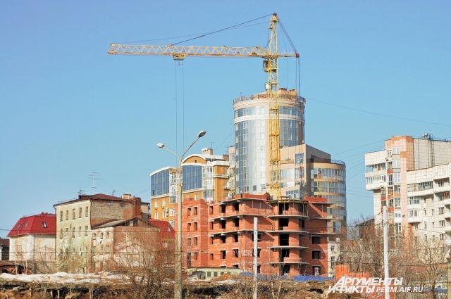 Для архитектора важны панорамные виды города.