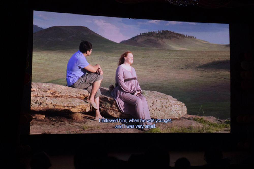 «Прикосновение ветра» стал главной премьерой Дней бурятского кино.