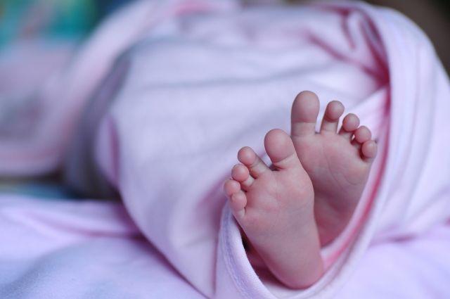 На теле младенца не было признаков насильственной смерти.