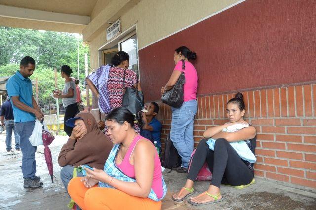 Парламент Венесуэлы объявил гуманитарный кризис