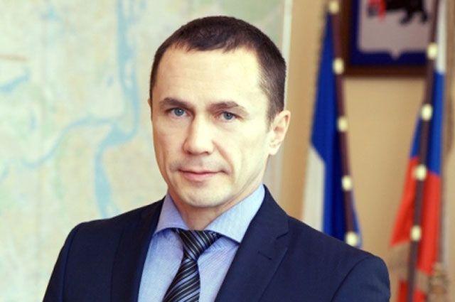 Мэр Иркутска Дмитрий Бердников.
