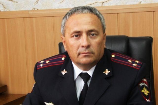 Николай Яньшин: Вобластную ГИБДД назначен новый директор
