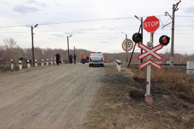 Человек умер при столкновении поезда савтомобилем вДагестане