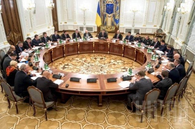 ВКремле удивлены нежеланием столицы Украины пресекать вандализм против банков