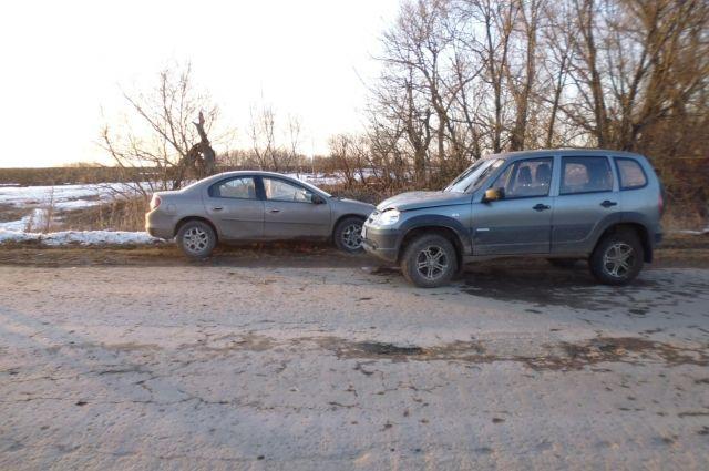 ВДТП натрассе вОдоевском районе пострадала 6-летняя девочка