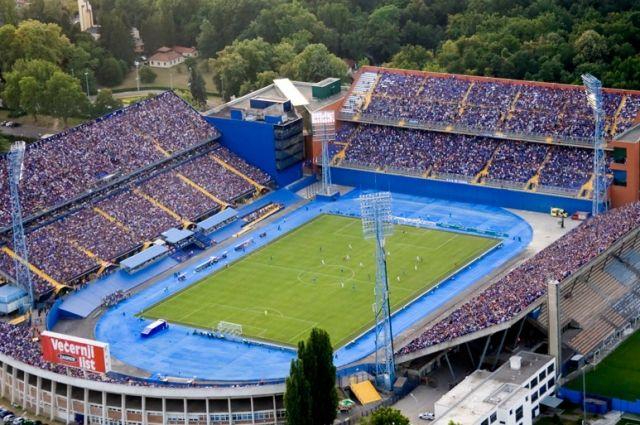 Матч против сборной Украины вызвал небывалый ажиотаж вХорватии
