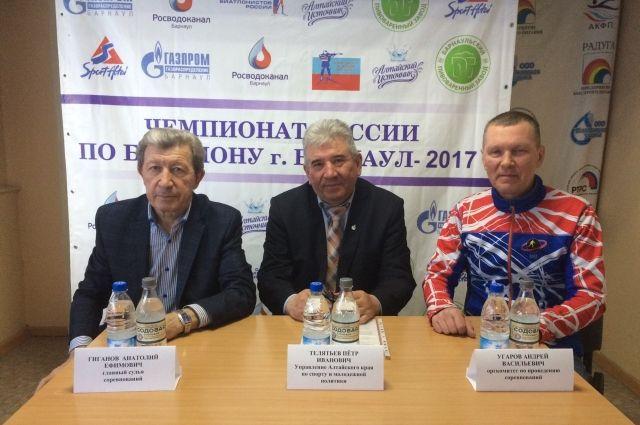 Спортсмены приедут из 17 городов России