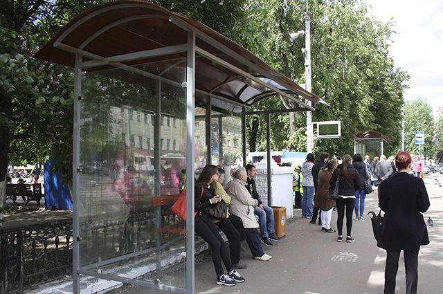 ВКирове начали выбирать место для новейшей  «умной остановки»