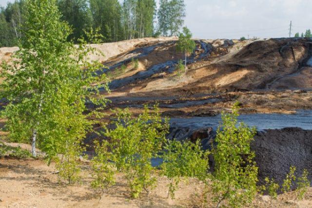 Менделеевские пруды-накопители угрожают жителям всего Волжского бассейна.