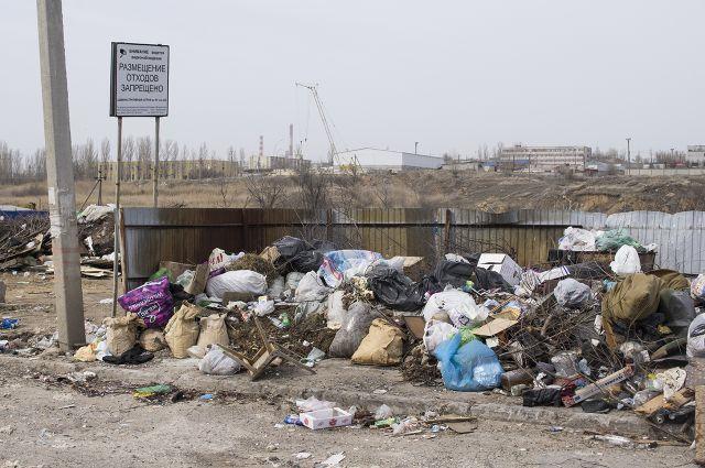 На Ямале за ненадлежащую утилизацию мусора будут введены жесткие сванкции