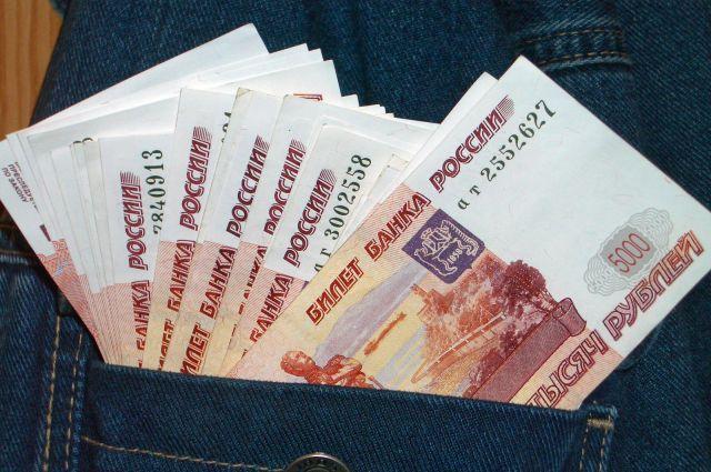 Задолженность по заработной плате вСвердловской области подросла вдва раза