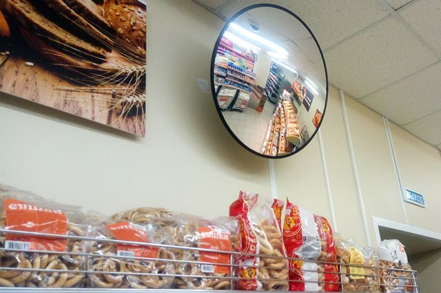 Александра Молочко исъемочную группу «Магаззино» заперли внижегородском супермаркете