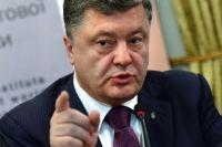 Петр Порошенко обвинил Садового в том, что он засыпал самый красивый город Украины мусором