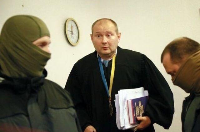 Суд вМолдове продлил арест судьи Чауса еще на10 суток