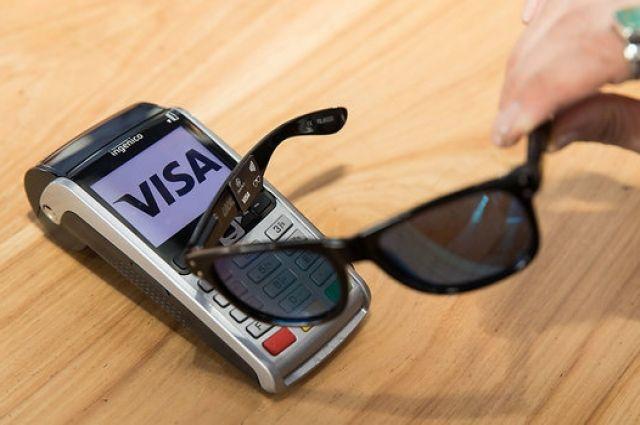 Visa активно развивает идею превращения аксессуаров в удобный платежный инструмент