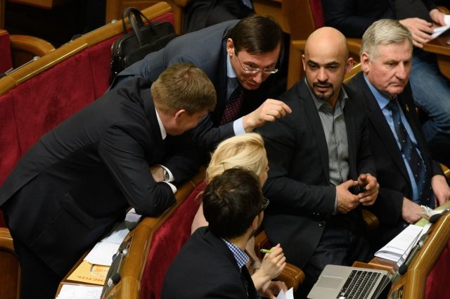 Соратник Порошенко объявил обугрозе потери Украинским государством Донбасса