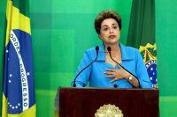 Экс-президент Бразилии Дилма Русеф.