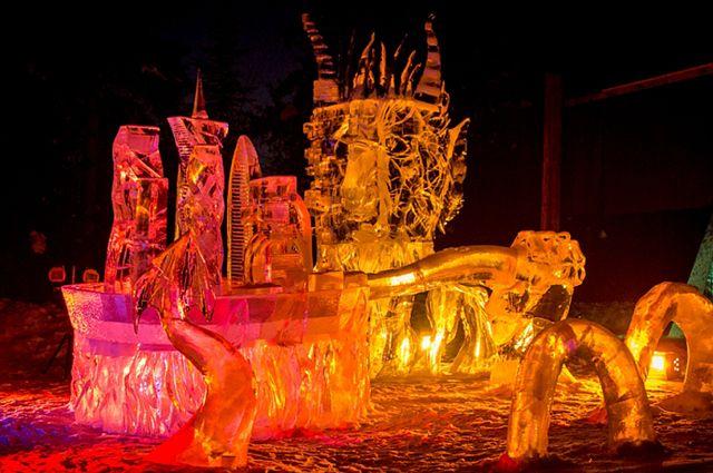 Ямальский скульптор достойно выступил на Чемпионате мира