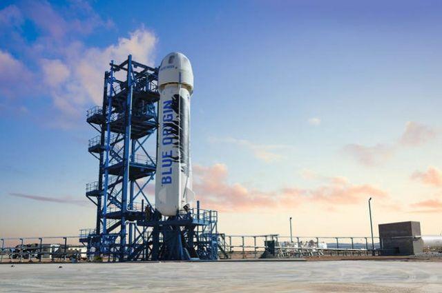 Blue Origin объявила о разработке космической ракеты-носителя еще в сентябре 2016 года