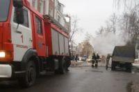 Пожаров в регионе стало больше