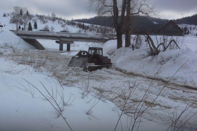 ВКузбассе начались взрывные работы назатороопасных участках рек