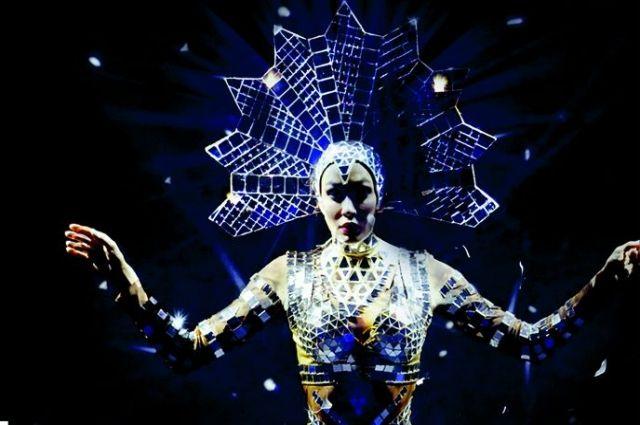 Танцевальный коллектив представит в Кемерове свое новое шоу.