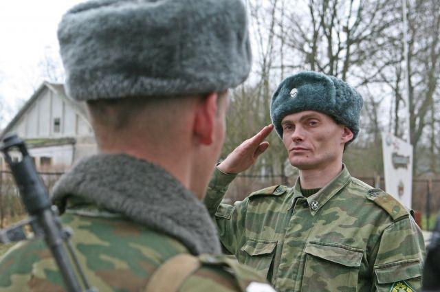 Условия службы в современной армии гораздо лучше