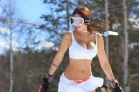Пляжное настроение, сноуборд и лыжи - что еще нужно для отдыха?