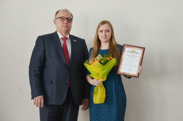 Специалисты «Оренбург Водоканала» награждены Оренбургским городским Советом