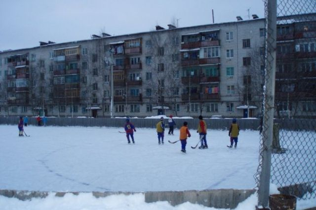 В тихом, уютном, спортивном посёлке разгорелись нешуточные политические страсти.