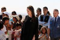 Американская актриса Анджелина Джоли