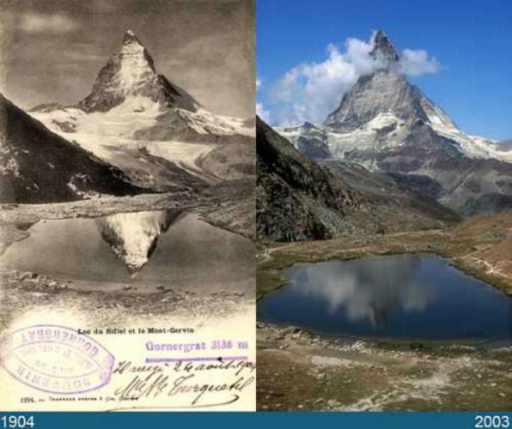 В 1904 году местность выглядела совершенно иначе