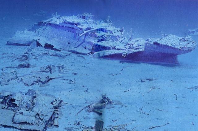 В Калининграде откроется выставка в честь потонувшего 105 лет «Титаника».