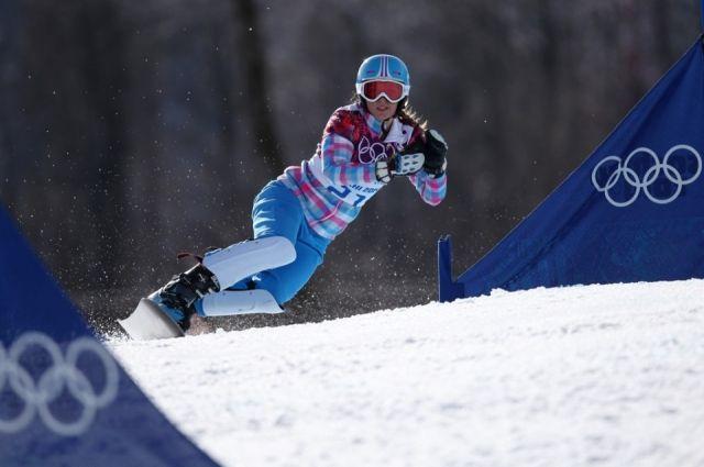 Россиянку определи спортсменки из Германии и Чехии.