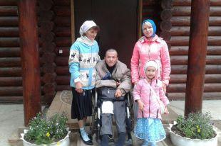 Несмотря ни на что, Сергей и Вера не теряют надежды, что мир не без добрых людей.