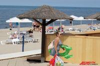 Пляж с «Голубым флагом» в Янтарном решено расширить.