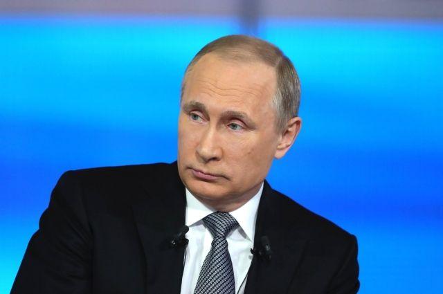 Путин принял верительные грамоты 18 новых послов в России