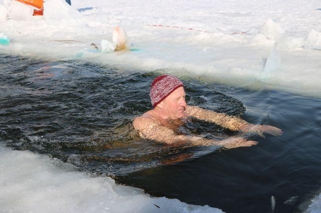 УПетропавловской крепости состоится международный зимний заплыв