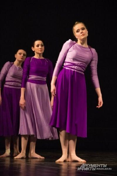 Главное в танце - эмоции, которые автор выражает и передает зрителю так, как он хочет сам.