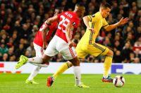 Манчестер Юнайтед - Ростов - 1:0.