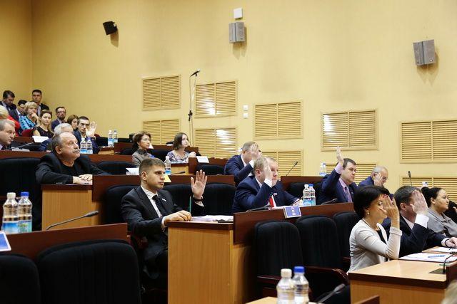 Тюменские депутаты делятся с молодёжью советами и историями успеха
