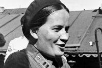 Марина Раскова, 1942 г.