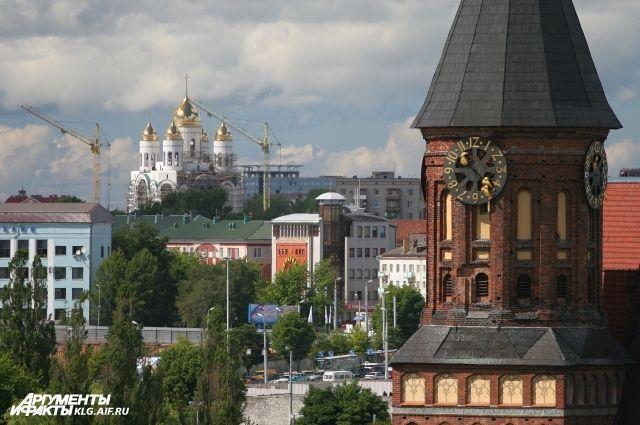 Памятник Василию и Александру Суворовым планируют установить в Калининграде.