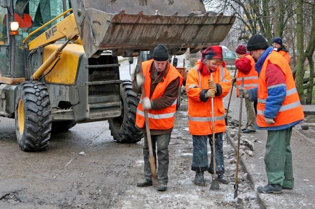 8 и 22 апреля состоятся субботники по санитарной очистке территорий города.