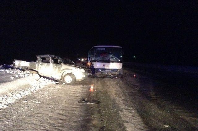 В Ноябрьске в ДТП пострадал водитель.